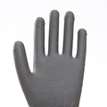 Smooth Finish Breathable Anti-aging Nitrile Safety Gloves