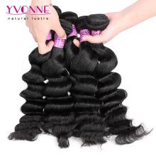 Fabrik Preis Großhandel unverarbeitete Jungfrau peruanischen Haar