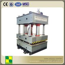 Presse hydraulique de porte en acier de 1500 tonnes
