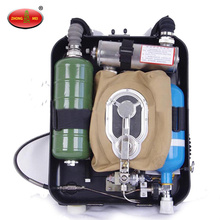 Oxygen Negative Pressure Firefighter Breathing Apparatus