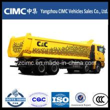 Venta caliente C & C Dump Truck 8X4
