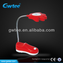 adjustable led small night light kids reading lamp GT-8805