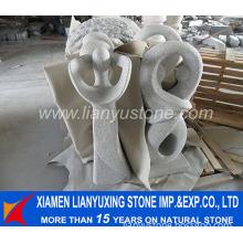 Garden Abstract Stone Sculpture