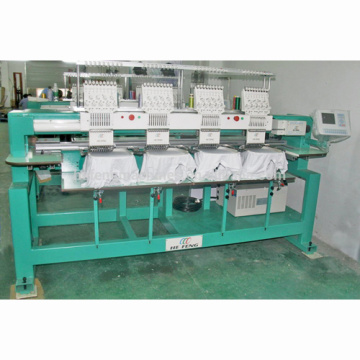 computerized cap embroidery machine 4 head