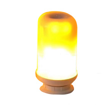 Factory supply CE Rohs approved SMD2835 9w led fire lamp