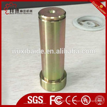 Zink Überzug und Legierung Material OEM benutzerdefinierte Präzision cnc Metall Teile