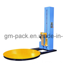 Automatic pallet pre-stretch wrapping Machine