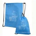 Sac à dos sport en nylon à corder promotionnel en nylon (HBDR-72)