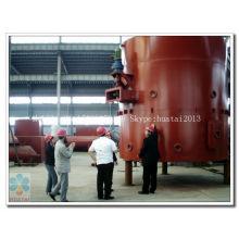 80TPD heißer Verkauf Reis Kleie Öl Verarbeitungsmaschine mit CE und ISO