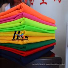 80 * 40 tecidos de sarja de algodão spandex 280gsm para o desgaste de lazer
