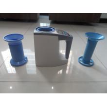 Medidor de umidade de grãos de arroz em casca digital portátil