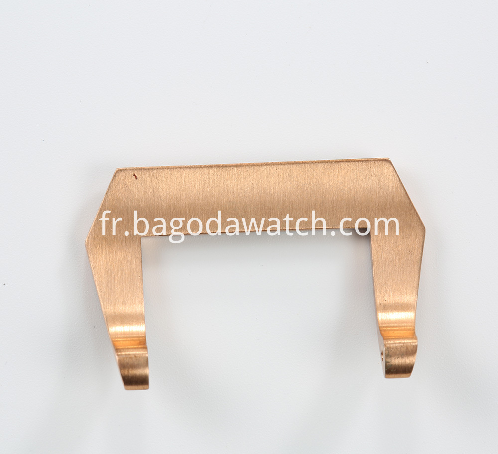 Bronze Buckle For Bronze Watch