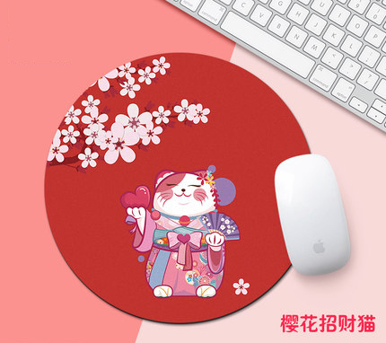 Cartoon hello kitty cute mouse pads