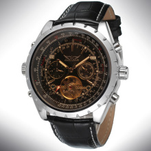 นาฬิกา Handbrake Mens Tourbillon