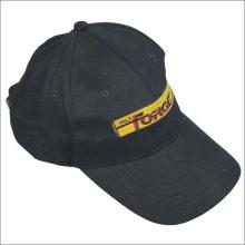 Baseball Cap schwarz mit Schmiede-Logo/OEM-Gym-Geräten