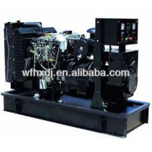Heißer Verkauf 90kw Lovol Dieselgenerator mit überlegener Qualität