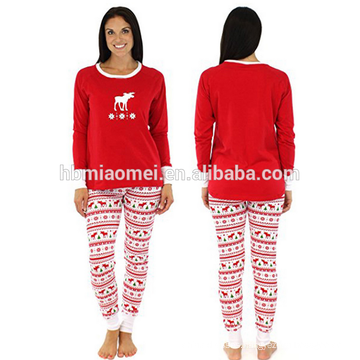 2016 wholesale baby clothing set girls pajamas christmas family pajamas