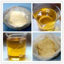 Venta caliente de alta calidad Trenbolona Injectable Hexahydrobenzyl Carbonate