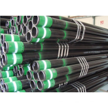 China Großhandel API 5CT Well Gehäuse Stahlrohr 3,5 Zoll Stahlrohr Kappe