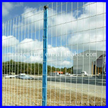 Cheap!!! Export PVC Euro fence (low price and high quality)