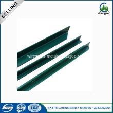 hot sale PVC coated heat treated t post