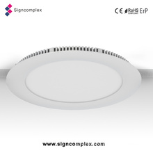 "China Dimmable 10"" 18W LED Round Panel Light with 3 Warranty Years"