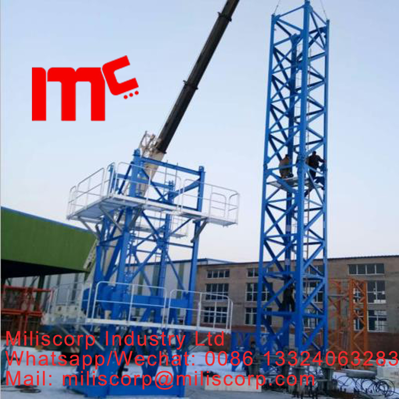 tower crane cage