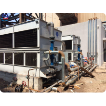 150 Tonnen Superdyma Geschlossener Kreislauf Durchfluss GHM-150 Nicht FRP Geschlossene Art Jacke Wasser-Kühlsystem