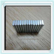 Nickelage moteur aimant de néodyme de haut Grade