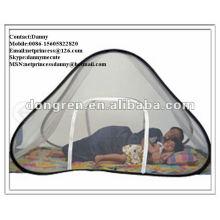 Tente de moustiquaire en acier inoxydable repliable pour DRSMN