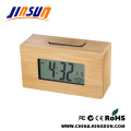 Green football Table Clock