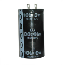 Topmay 220UF*450V Sanp-in Terminal Aluminum Electrolytic Capacitor 105c Tmce18
