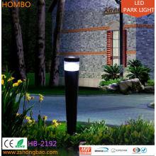 China produtos exterior pilar lâmpada jardim solar levou luzes