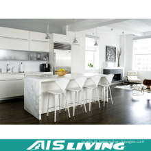 Mobília exterior nova dos armários de cozinha do bloco liso australiano de 2016 (AIS-K716)