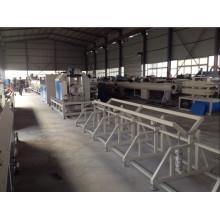 Tubería de plástico para línea de producción de agua