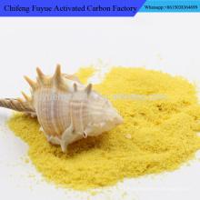 PAC 30% polvo amarillo claro