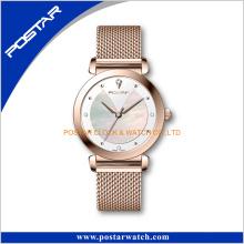New Design OEM & ODM China Watch Manufacturer Mess Steel Watch