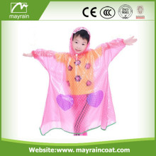 Impression intégrale Kids PE Raincoat