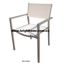 High Quality Outdoor Aluminum Cheaper Chair