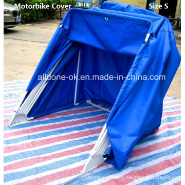 Motorcycle Parking Shelter, Retractable Folding Motorcycle Shelter