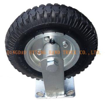 Исправлена рицинус колеса пневматические резиновые FC80