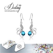 Destin bijoux cristaux de Swarovski boucles d'oreilles Lovely boucles d'oreilles