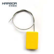 Plastic Security Seal With Rfid Anti-Theft