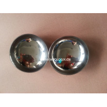 Sanitary Stainless Steel Pipe Fitting Polished End Cap