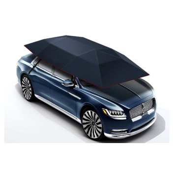 2018 Trending automatic car sun shade car umbrella