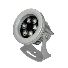 Decoration DMX rgb led outdoor flood lights 6W DC 24V made in China