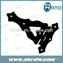Резус-1291 регулируемые металлические ворота ремень петли