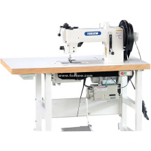Extra Heavy Duty Flachbett Walking Foot Lockstitch Nähmaschine