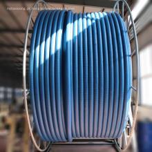 Tubo composto flexível da série da tubulação de gás