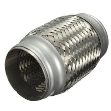 Flex pipe metal exhaust hose for exhaust piping system